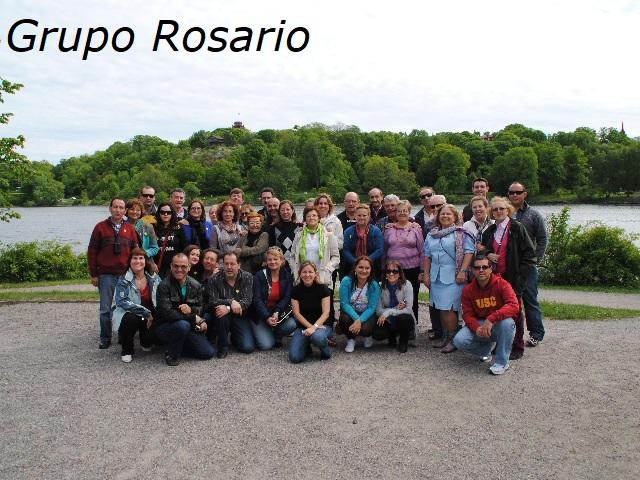 Grupo Rosario en Djurgården
